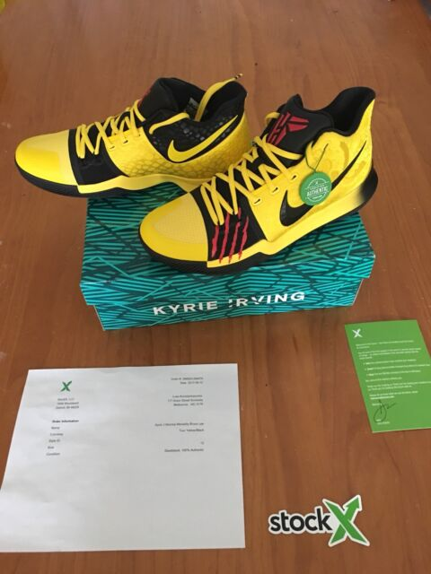 4ca7ff6ce22 Kyrie 3 Mamba Mentality  Limited Edition Size 12