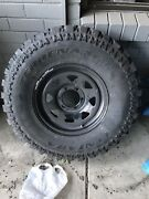 Mud terrain tyre never been used Abbotsford Yarra Area Preview