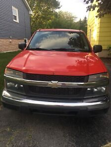 2006 Chevy Colorado 2dr Extended Cab
