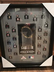 MLB World Series ring collection!!!