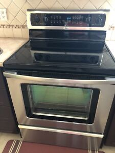 Whirlpool stove oven