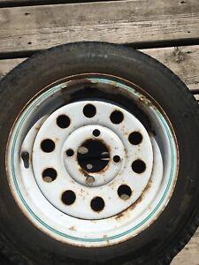 Trailer tires/rims