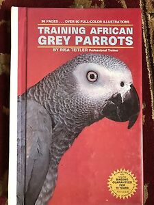 African Gray parrot owner's manual