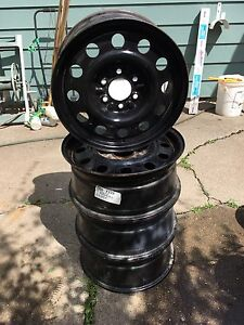 "18"" Ford rims"