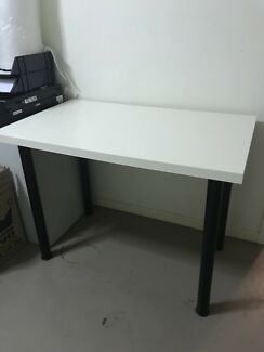 IKEA White Office Desk Table