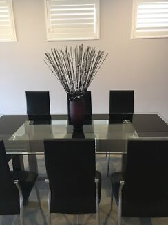 Dining table package