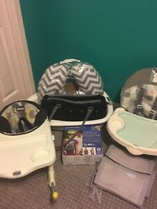 Baby items, various