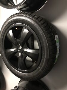 205 55 16 winter tires and rims 5x114.3 5x115 5x110