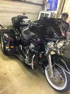 Road king classic appraised at 58000$