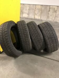 Winter tires for SMART FORTWO