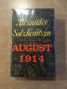 August 1914 by Alexander Solzhenitsyn
