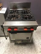 Commercial oven/stove Goldstein  Mulgrave Monash Area Preview