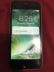 Iphone 5s 32 gb Victoria Park Victoria Park Area Preview