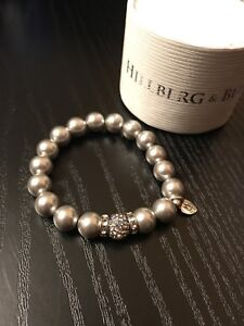 Limited Edition 10mm Pearl Bracelet