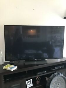 "55"" Sony Bravia 4K HDR Android Smart TV - 1 year old"