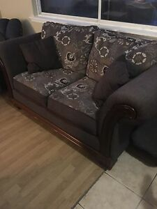 Couch (Love) seat and matching chair $500 OBO