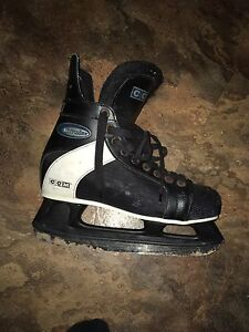 Pair of CCM Intruders. Size 9 or 10 I believe.