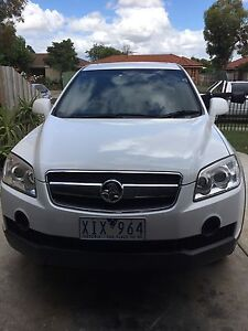DIESEL * 2010 HOLDEN CAPTIVA SX * AUTOMATIC ** Hampton Park Casey Area Preview