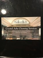 Crystal Ashe Cleaning Services (780-228-1057 )