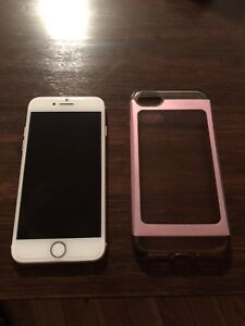 IPhone 7  32G Rose Gold $450 OBO