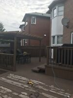 Deck,Shed,Porch,Garage Shelving