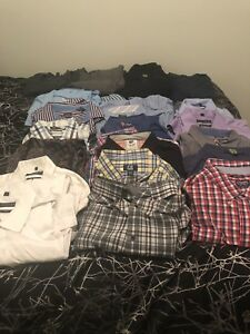 Mens 3xl shirts and sweaters