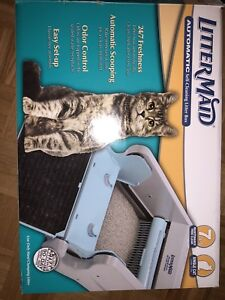 Litter Maid ( Automatic Self cleaning litter box)
