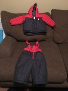 Carters snow suit