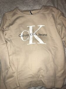 Perfect condition Calvin Klein women's crewneck