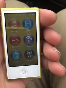 iPod 7 gen trade possible with Apple Watch