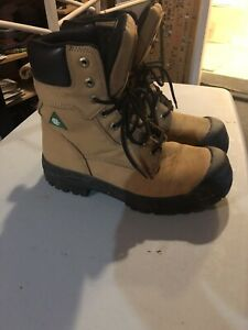 Men's Kodak steel toe boots size 9