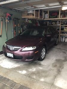 2007 Mazda 6 - SALES this weekend only