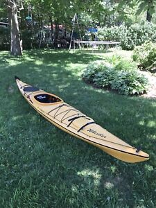 Kayak whistler 14,6 current designs