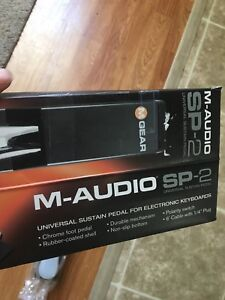 M-Audio SP2 Sustain Pedal