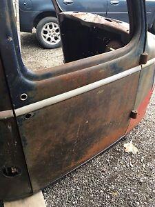 1946 chev cab & parts $1200 good shape