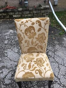 Chairs set of 4