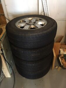 225/70r16 tires on rims