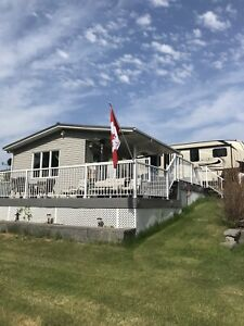 Lake lot at tranquility Bay on Lac Sante **REDUCED**