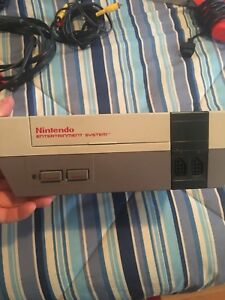 Complete NES system with games