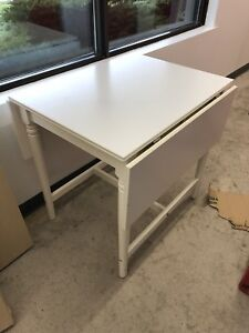IKEA kitchenette table set and 4 chairs BRAND NEW