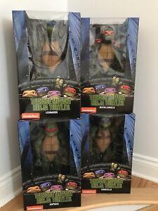 Teenage mutant ninja turtles neca vintage retro tmnt