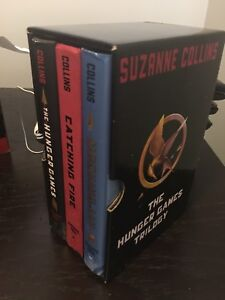 RARE - The Hunger Games Verified First Edition Boxed Set