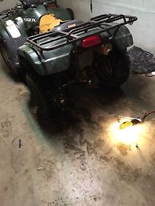 2003 Suzuki Eiger parts  part out  Cambridge Kitchener Area image 1