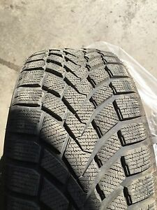 Winter rotational tires