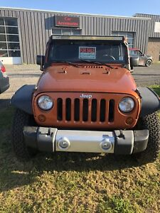 2011 Jeep Wrangler Sahara(PRICE DROP of $1000)