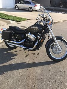 2010 Honda Shadow 750 Spirit