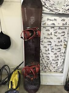 Lamar snowboard/ ride bindings