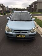 Hyundai Getz GL 2004 with 12 months Rego Kellyville The Hills District Preview