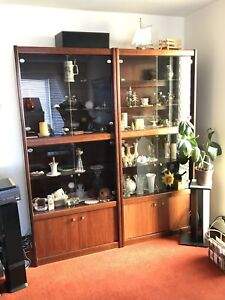 Rosewood Wall Unit   Kijiji in Ontario. - Buy, Sell & Save with ...