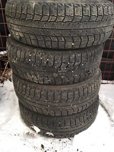 Michelin X-Ice 175/65/R14 x 4